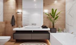 一个漂亮的洗漱台,惊艳了整个卫生间