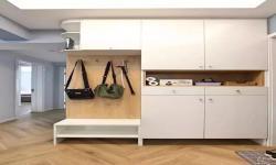 玄关鞋柜不好用?这些设计建议,教你打造超实用玄关柜