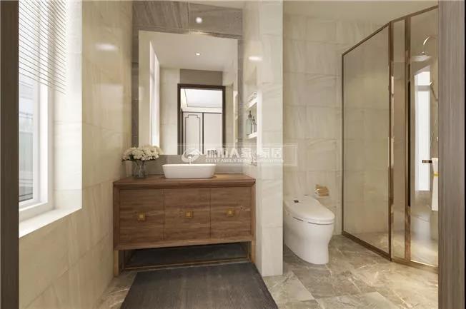卫生间要不要做干湿分离设计?