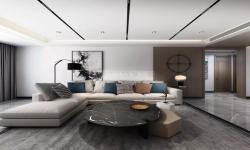 轻奢风|168㎡+160㎡现代居所设计,每一帧都很精致